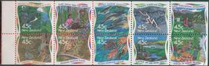 New Zealand 1995 SG1865-1874 Environment set MNH