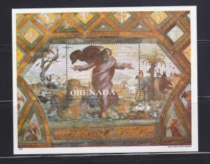 Grenada 1149 MNH Art, Paintings