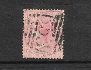 MAURITIUS  1863-72  4d    QV  FU  SG 62