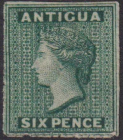 Antigua 1863-1867 SC 4 Mint