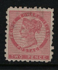 Prince Edward Island #1 Very Fine Mint Full Original Gum Hinged - Light Thins