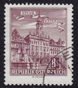 Austria - 1965 - Scott #701 - used - Steyr