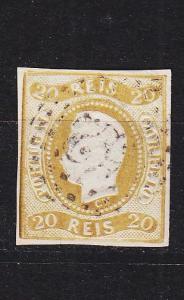 PORTUGAL [1866] MiNr 0019 ( O/used ) [01]
