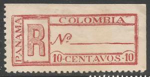 PANAMA F4 MNG X607