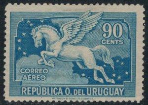 Uruguay #C50*  CV $8.00
