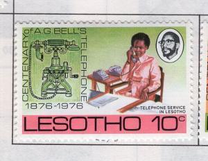 Lesotho MH Scott Cat. # 218