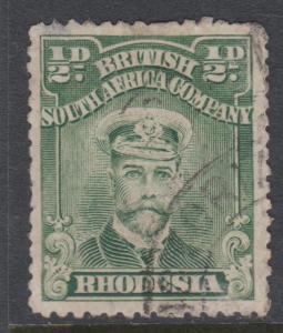 Rhodesia Sc#119 Used