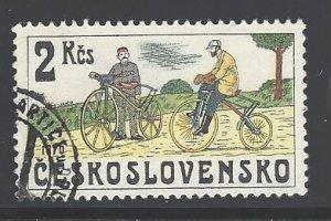 Czechoslovakia Sc # 2258 used (DDT)