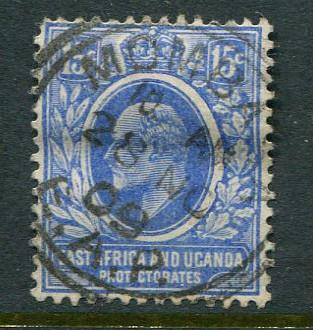 East Africa & Uganda #36 Used Accepting Best Offer