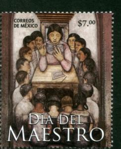 MEXICO 2676 Teacher's Day. MINT, NH. VF.