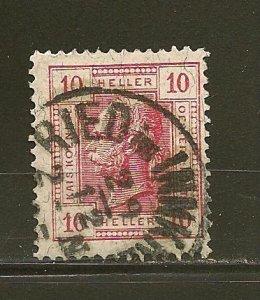 Austria 92 Emperor Used