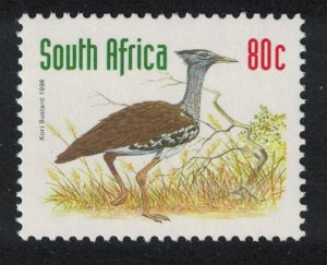 South Africa Kori Bustard Bird issue 1998 SG#1020