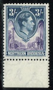 Northern Rhodesia SG# 42 - Mint Light Hinged - Lot 120615