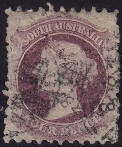 South Australia - 1876 - Scott #68 - used
