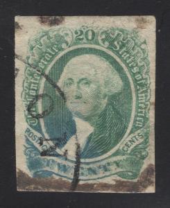 CSA#13 Green - Used - Catalog Price: $400.00 - Free Domestic Shipping
