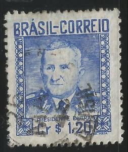 BRAZIL 676 VFU P1127-1