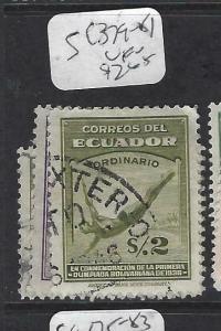 ECUADOR (P1702B)  SC 379-381    VFU