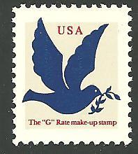 US Cat # 2878, Dove, MNH*-