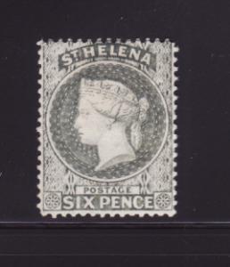 St Helena 6 MHR Queen Victoria