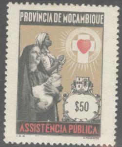 Mozambique Scott RA63 MNH**  Postal Tax stamp