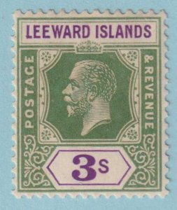 LEEWARD ISLANDS 79 MINT HINGED OG *  NO FAULTS EXTRA FINE