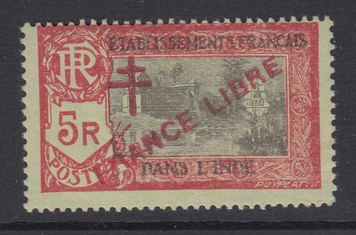 French India, Scott 176 (Yvert 170), MLH