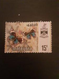 *Malaya (Sabah) #29u