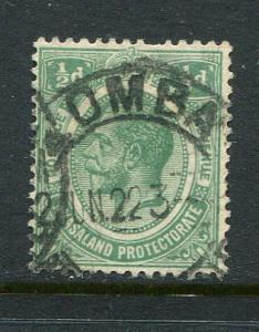 Nyasaland #12 Used