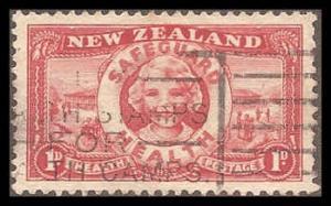 New Zealand B11 Used VF