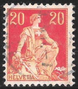 Switzerland Used [2064]