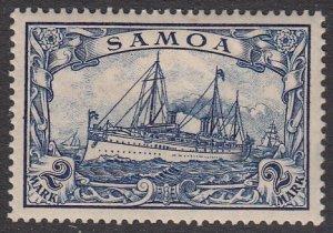 Samoa 67 MH CV $5.75