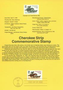Cherokee Strip (USCPF2754)