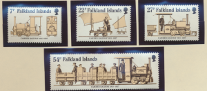 Falkland Islands Stamps Scott #416 To 419, Mint Never Hinged - Free U.S. Ship...
