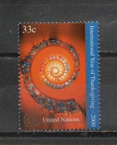 United Nations - New York 772 MNH