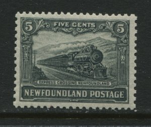 Newfoundland 1928 5 cents unmounted mint NH