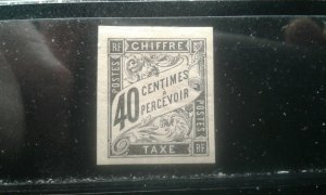 French Colonies J10 mint hinged e196.4526