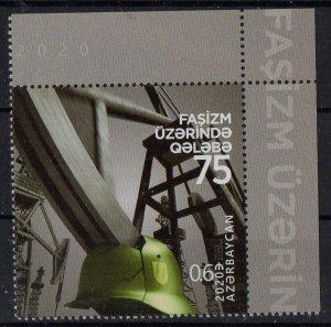 AZERBAIDJAN - 2020 - WWII - 75TH ANNIVERSARY AGAINST FACHISM -