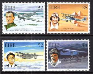 Ireland 1101-1104 Airplanes MNH VF