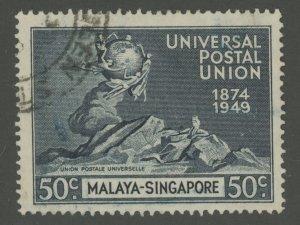 Singapore 26 used (2110 22)