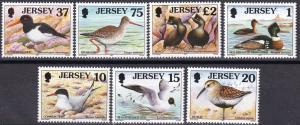 Jersey #778-81, 783-5  MNH  CV $14.55 (A19808)