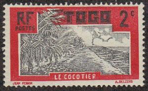 Togo 217 MLH Coconut Grove (GI0093)