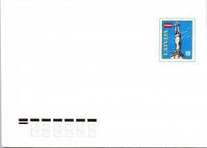 Latvia, Postal Stationary