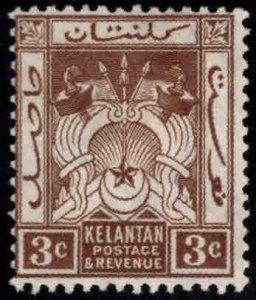 MALAYA Kelantan Scott 18 MH* wmk 4