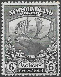 Newfoundland Scott Number 120 FVF H
