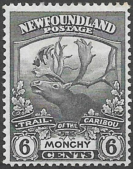 Newfoundland Scott Number 120 FVF H