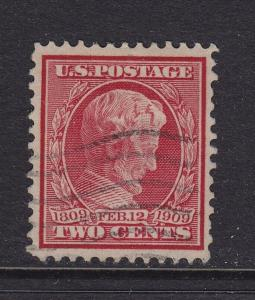 369 Blue Paper VF used neat cancel with nice color cv $ 250 ! see pic !