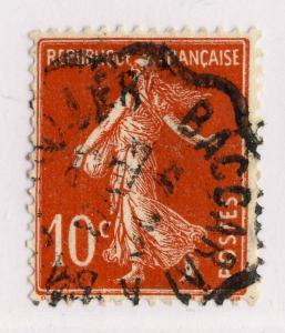 FRANCE - 1907 - CàD Convoyeur-Ligne t.2 BACCARAT À BADONVILLERS (ind.6) /N°138