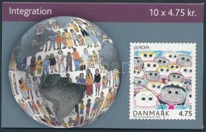 Denmark stamp Europe CEPT stampbooklet MNH 2006 Mi 1444 WS135522