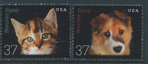UNITED STATES SC# 3670-1 VF MNH 2002