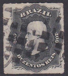 Brazil Sc #66 Used